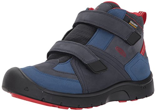 Pictures of KEEN Kids' Hikeport Mid Strap WP Hiking Boot 1017995 1