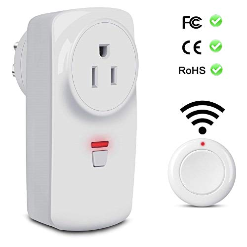 Disposal Sink Top Switch, Garbage Disposal Wireless Switch - Remote control-No Drilling on Sink Top - No Wiring-Stick On Sink Top/Counter Top for Waste Disposer