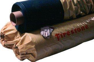 Firestone EPDM Kautschukfolie Teichfolie 1 mm