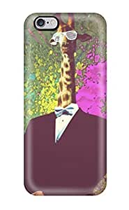 CQSsNwn9050vQpDs Fashionable Case Cover For Apple Iphone 5C Cool Giraffe