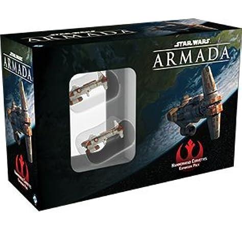 Fantasy Flight Games FFGD4323 Star Wars: Armada - Corvetas de Hammerhai: Amazon.es: Juguetes y juegos