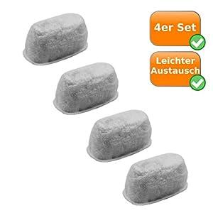 Ersatz Aktivkohlefilter für Kaffeemaschine Domo DO421 + Beem...