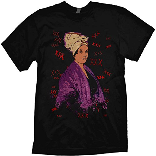 Marie Laveau T-shirt Voodoo Queen of New Orleans by Jared Swart Artwork for $<!--$20.95-->