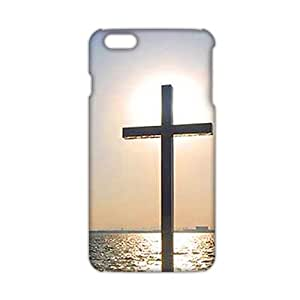 Evil-Store Unique cross 3D Phone Case for iPhone 6 plus