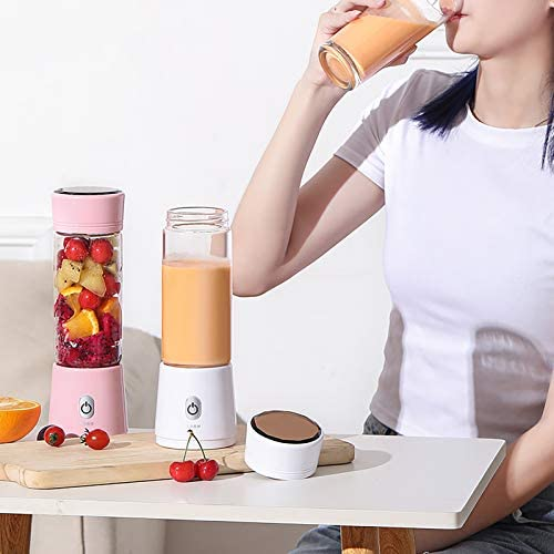 1 PC Exprimidor de frutas Manzana Juicer para Viajes Smoothie Maker Licuadora Botella Milkshake Machine