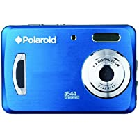Polaroid CAA-544HC 5.0 Megapixel Digital Camera with 2.4-inch LCD Display (Blue) Basic Intro Review Image