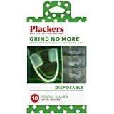 Plackers Grind No More Night Guard for Teeth Grinding, 10 Count
