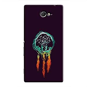 Cover It Up Dreamcatcher Hard Case For Xperia M2