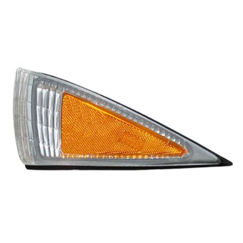 1995-1999 Chevy/Chevrolet Cavalier Corner Park Light Turn Signal Marker Lamp Left Driver Side (1999 99 1998 98 1997 97 1996 96 1995 95) Chevrolet Cavalier Turn Signal Lamp