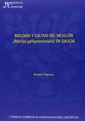 Descargar Libro Biología Y Cultivo De Mejillón En Galicia Antonio Figueras Huerta