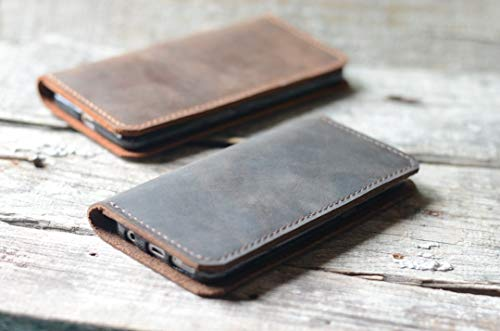 hand made Genuine leather wallet case for Moto Z3 / Z3 PLAY/Z Force Droid/Moto Z play new Moto Z2 play leather case moto Z2 force