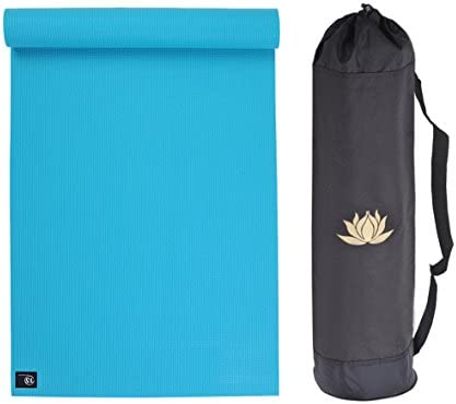 Estudio de Yoga Kit Básico de Bolsa - 6 mm, Turquesa: Amazon ...