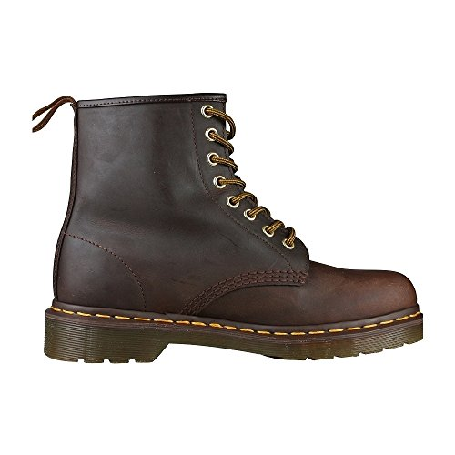 Adulte Marron Horse Mixte Martens crazy 1460 Bottes Dr x0qfXIx