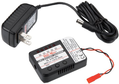 Heli-Max A/C Variable Rate Charger for Axe 100 CP/SS/SSL ()