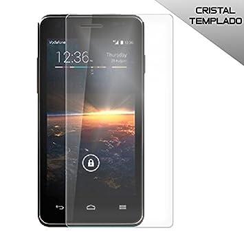 Vodafone Smart 4 Turbo Protector de Pantalla de Cristal Templado - 0.3 mm