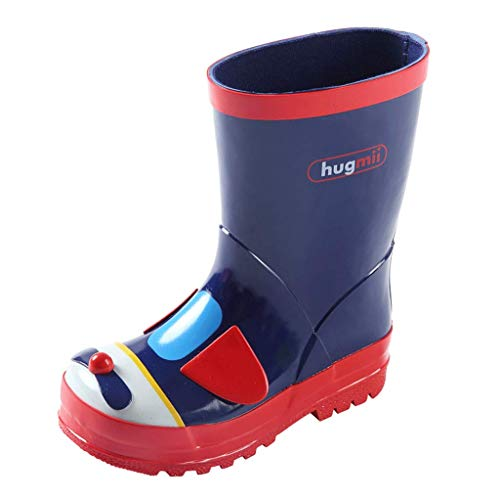 Cartoon Boots Airplanes rain Boots Boots Water Dimensional Zcx Children Rain Skid Anti Rubber Three Shoes Y5q64Wtx