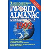 The World Almanac and Book of Facts, 1992, Hoffman, Mark S., 0886876427