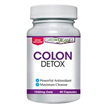 Colon Cleanse & Detox - Weight Loss & Increased Energy Levels. Purification With Herbal, Natural Ingredients
