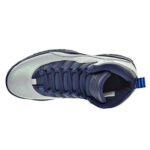 Glw Scarpe grn Pht Bl Jordan Grey Nike Retro Basket Uomo obsdn Air 10 Da Wolf I6wgpq