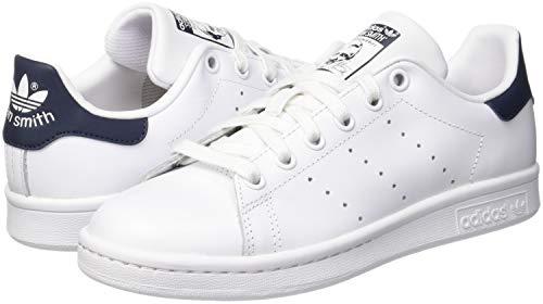 Cwhite cwhite Adulto Smith Multicolore Unisex Stan white Adidas dkblue Sneaker qgPwUaxUT