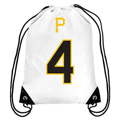 Pittsburgh Pirates Kiner R. #4 Hall Of Fame Drawstring Backpack