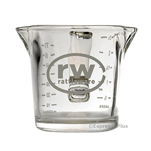rattleware-espresso-shot-glass-pitcher-3-oz-two-pour-spouts-for-drip-free-pouring-great-for-pulling-