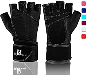 Win A Free RIMSports Weightlifting Gloves with Wrist Support – Workout…