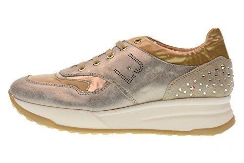 0134501 Taupe pour JO coincent L4A4 00455 GIRL LIU Chaussures Femmes Sport Chaussures de 7wPndt