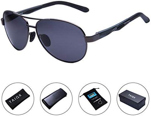 TAIQX Polarized Sunglasses Activities Lightweight