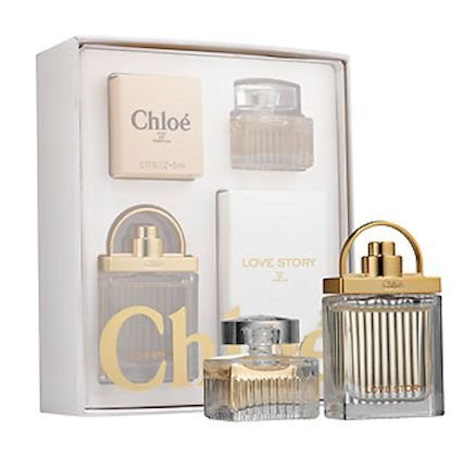 Chloe Mini Travel Gift Set EDP Eau De