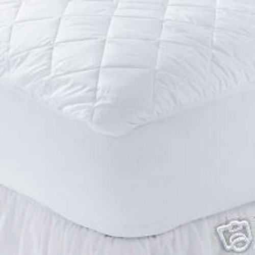 WRAP A BED PLUSH Fitted FULL Mattress pad