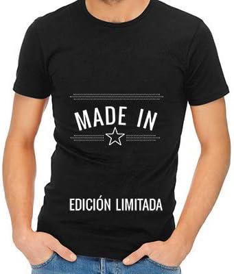 Regalo Personalizado para Padres: Camiseta Personalizada para Padres: 'Made in'