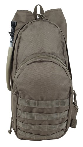 Northstar Tactical Expandable Hydration Pack (Coyote), Outdoor Stuffs