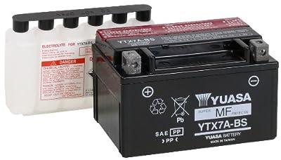 Yuasa YUAM32X7A YTX7A-BS Battery