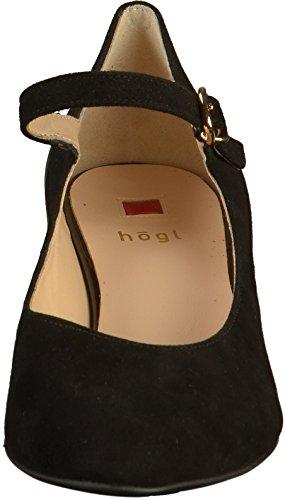 Noir Escarpin 104062 6 Femmes Högl wRq8z7IxS