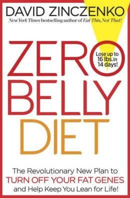 Lose Up to 16 lbs. in 14 Days Zero Belly Diet (Hardback) - Common PDF