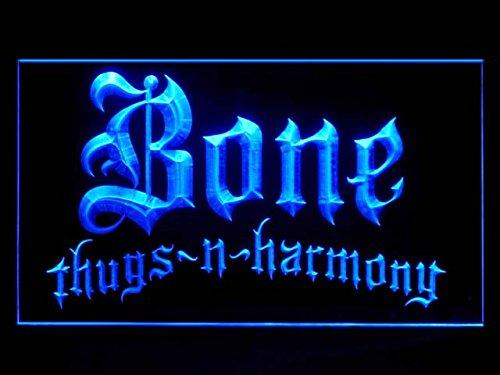 Cheap Bone thugs Harmony Bar Hub Advertising LED Light Sign J702B