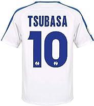 Okawa Captain Tsubasa No.10 Nankatsu Shogaku Official Home Jersey 1 (White/Blue)