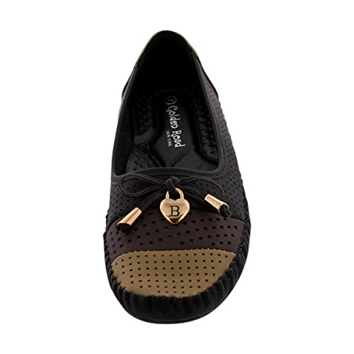 Shoes Golden Black Cut Black Golden Comfort Laser Road Womens Road gq0xwPBS