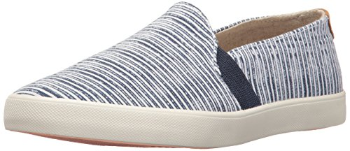 Roxy Womens Atlanta Slip On Shoes Fashion Sneaker Blue tbChNW
