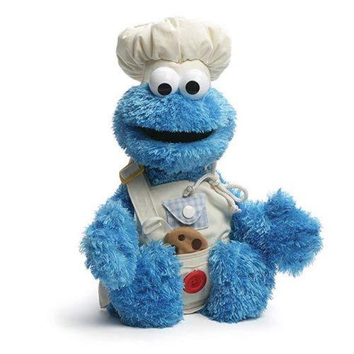 (GUND Teach me Cookie Monster)