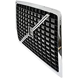 Volvo VNL Truck Grille Chrome Triple Plated with Bug Screen 2004-2015 Semi