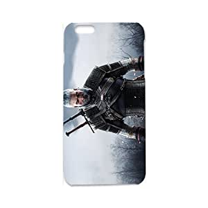 Alta calidad funda de Tpu con güicogito - Geralt The Witcher 3 caso perfecto para 3D iphone 6 6S