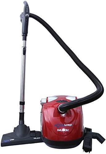 Palson Aqua Limp Vacuum Cleaner 1600 Watts, Maroon [30488]