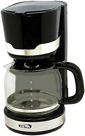 Cafetera de goteo Fersay CAFG2040 - 12 Tazas - 1,5 Litros ...