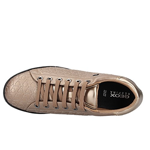 Geox Basses A Jaysen Femme D Cb500 Sneakers Or Champagne gwrSqgO