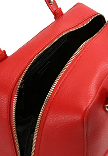 BAULETTO ROSSO VERSACE JEANS