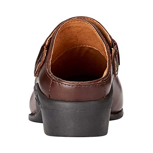Waxed Ariat Mule Chocolate Mujer Para Sport Ariat10023107 HHzgwxCqB