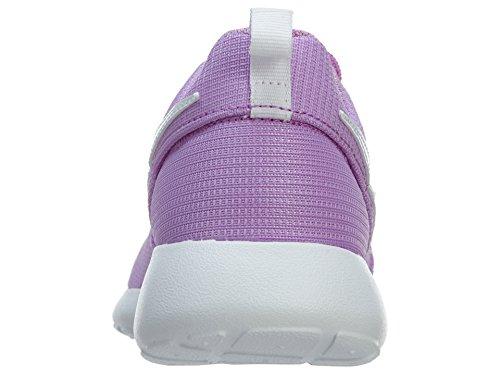 Nike Rosherun (GS) Laufschuhe fuchsia glow-white-fuchsia flash - 36,5