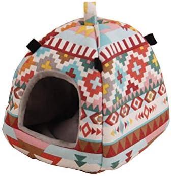 MUMUCW Hamaca de Animales pequeños Casa de Hamster Colgante Jaula ...